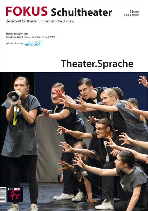 Theater – Sprache