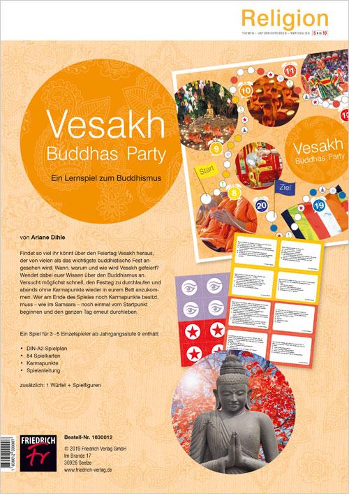 Vesakh – Buddhas Party