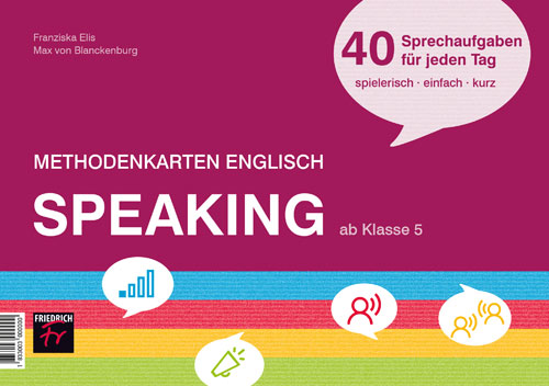 Methodenkarten Englisch: SPEAKING
