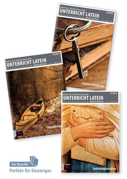Latein unterrichten: Übersetzen, Interpreatieren, Erschließen