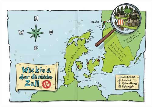 Wickie und der dänische Zoll