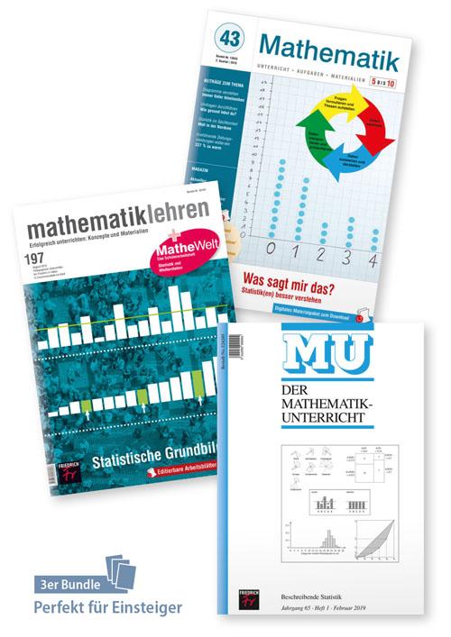 Mathematik unterrichten (Sek): Statistiken verstehen