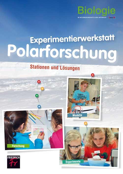 Experimentierwerkstatt Polarforschung