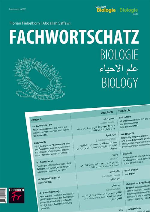 Fachwortschatz Biologie
