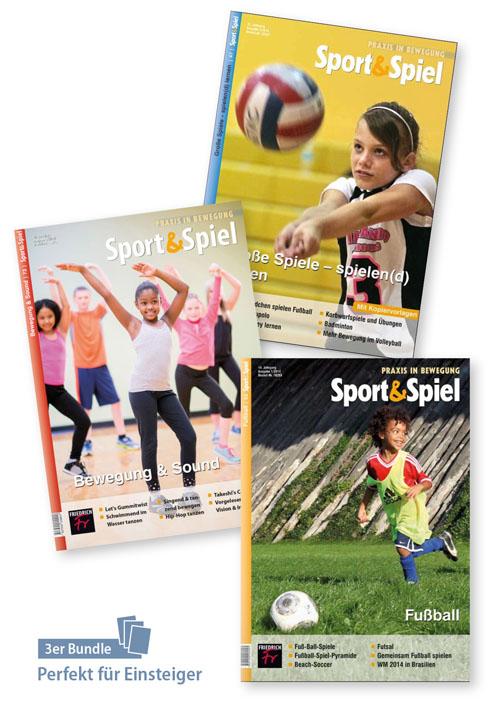 Sport unterrichten (Sek): Kreative Spiel- und