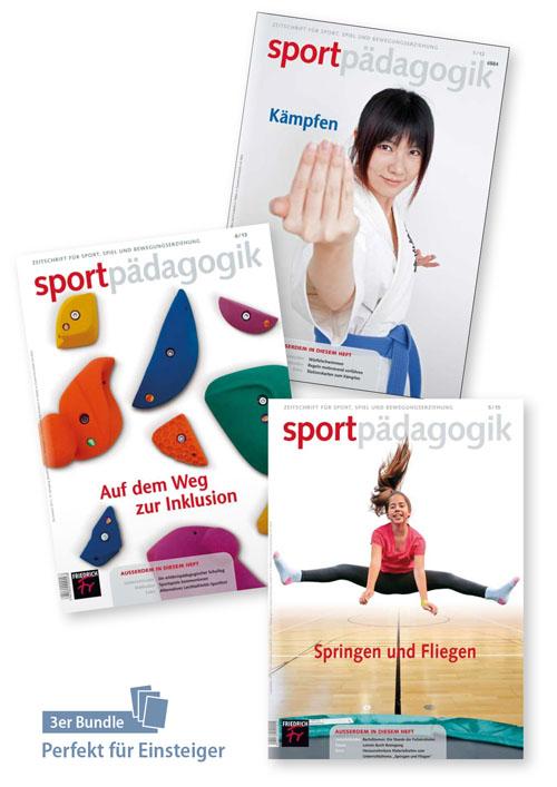 Sport unterrichten (Sek): Inklusiv und miteinander