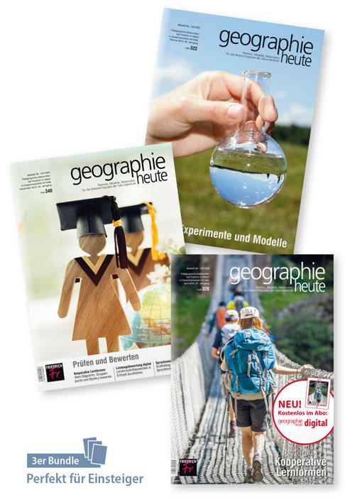 Geographie unterrichten: Methoden