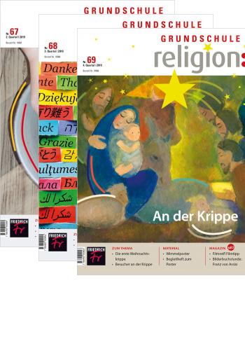 Grundschule Religion - Jahres-Abo mit Prämie