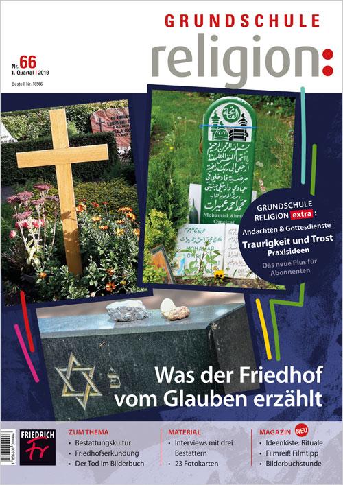 Was der Friedhof vom Glauben erzählt