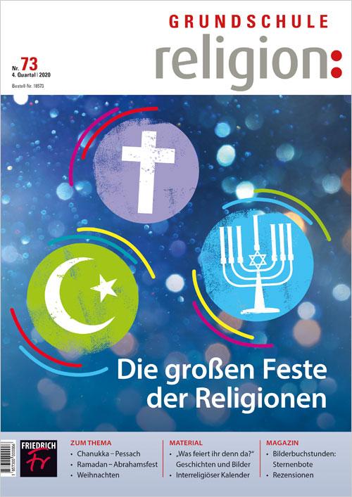 Die großen Feste der Religion