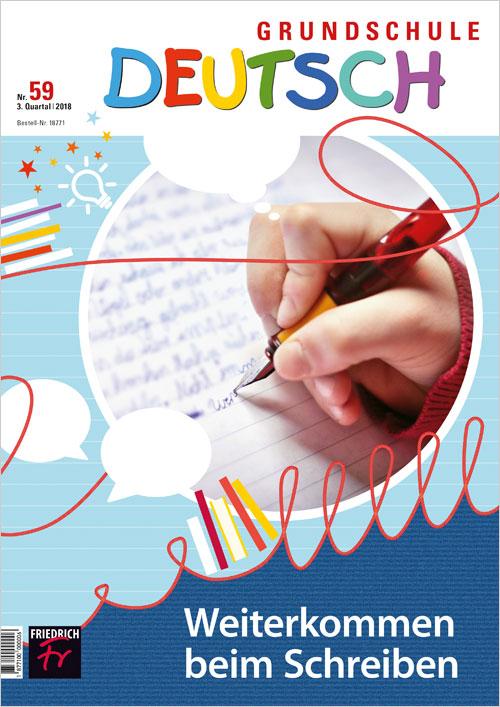 Weiterkommen beim Schreiben