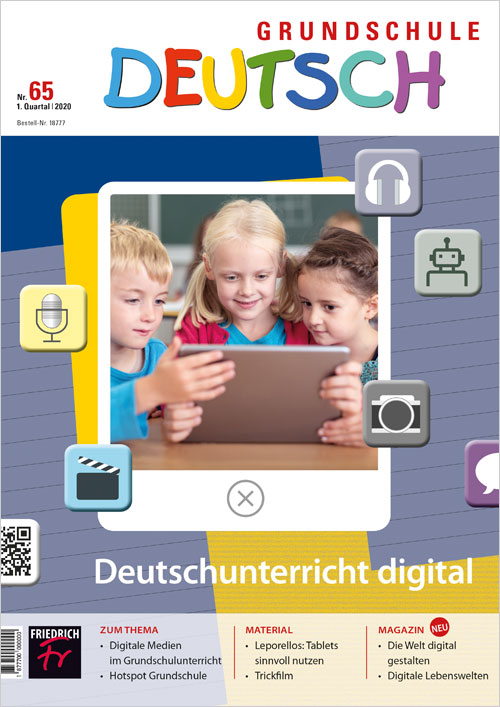 Deutschunterricht digital