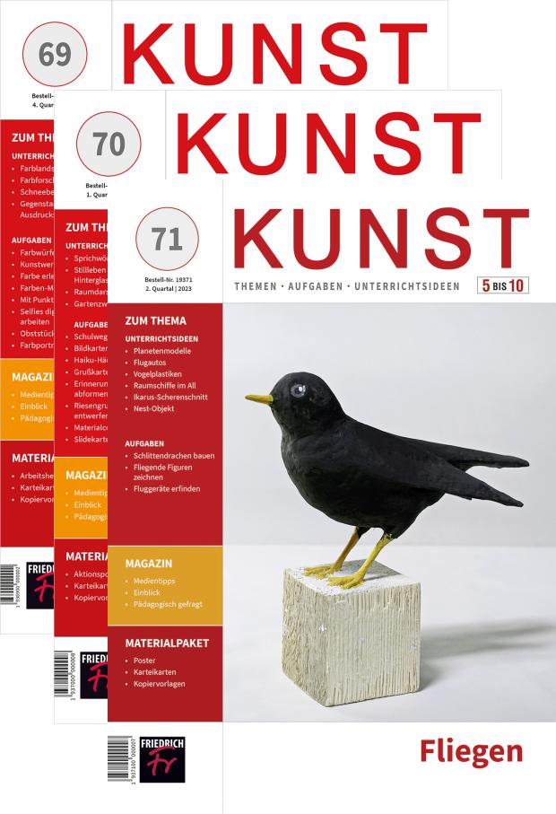 Zur digitalen Ausgabe: Kunst 5-10