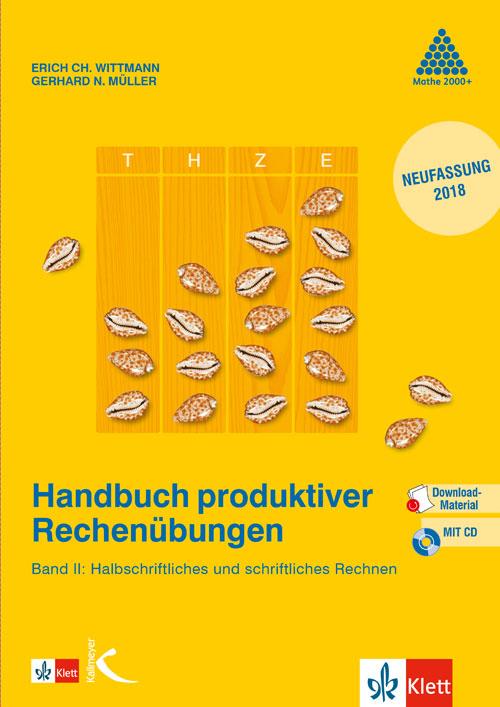 Handbuch produktiver Rechenübungen