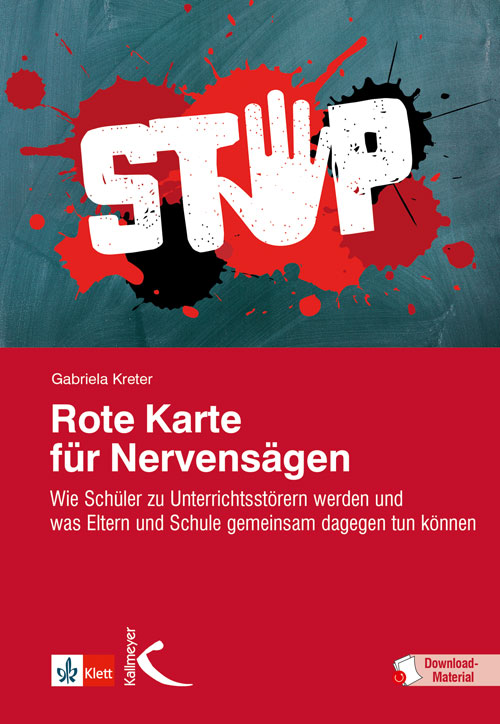 Rote Karte für Nervensägen