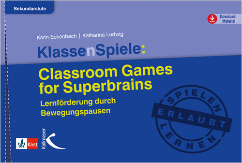 KlassenSpiele: Classroom Games for Superbrains