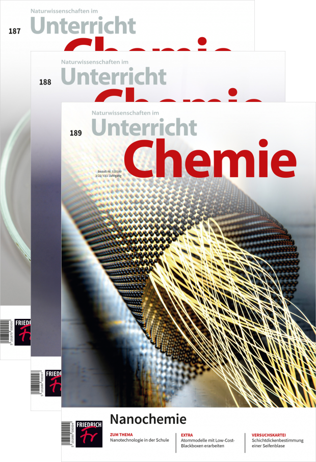 Zur digitalen Ausgabe: Unterricht Chemie