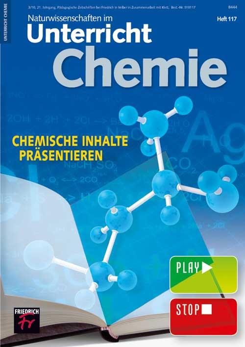 Chemische Inhalte präsentieren