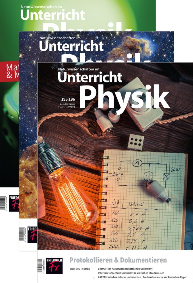 Zur digitalen Ausgabe: Unterricht Physik