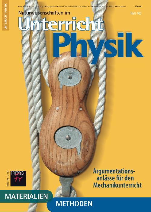 Argumentationsanlässe für den Mechanikunterricht