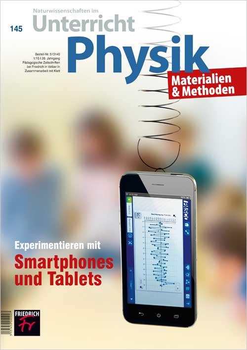 Experimentieren mit Smartphones und Tablets