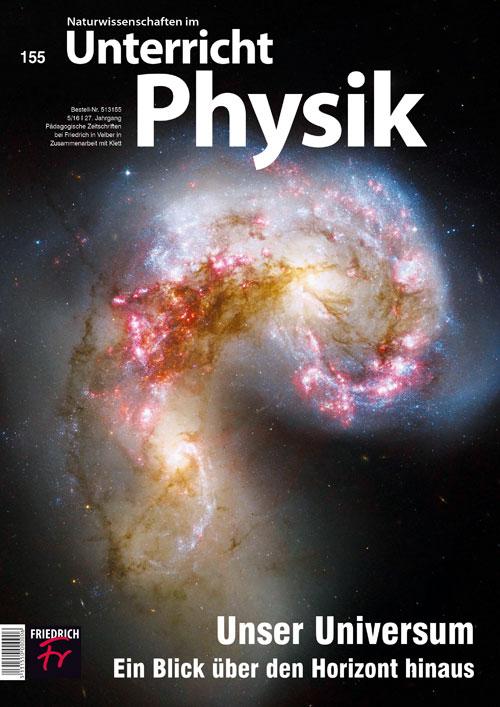 Unser Universum – ein Blick über den Horizont hinaus