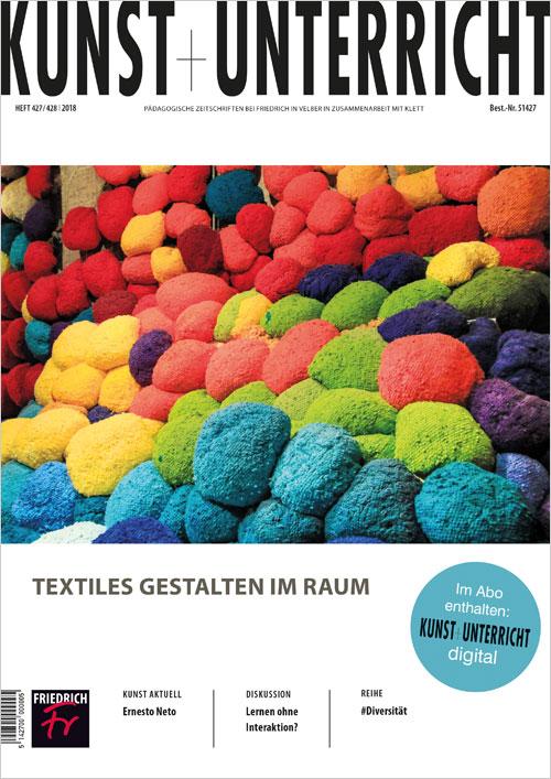 Textiles Gestalten im Raum