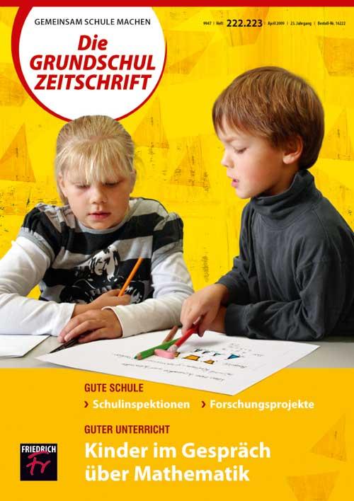 Kinder im Gespräch über Mathematik