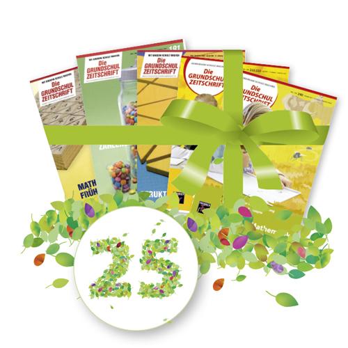 Best of 25 Jahre Grundschulzeitschrift: Mathematik Paket