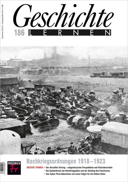 Nachkriegsordnungen 1918 – 1923