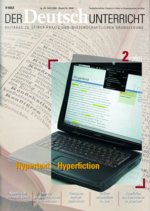 Hypertext – Hyperfiction