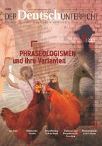 Phraseologismen und ihre Varianten