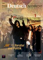 """""""68"""" – Literatur und Politik"""