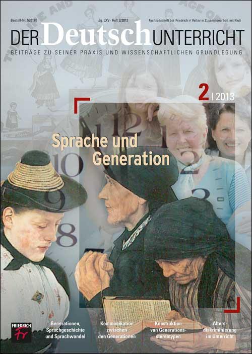 Sprache und Generation