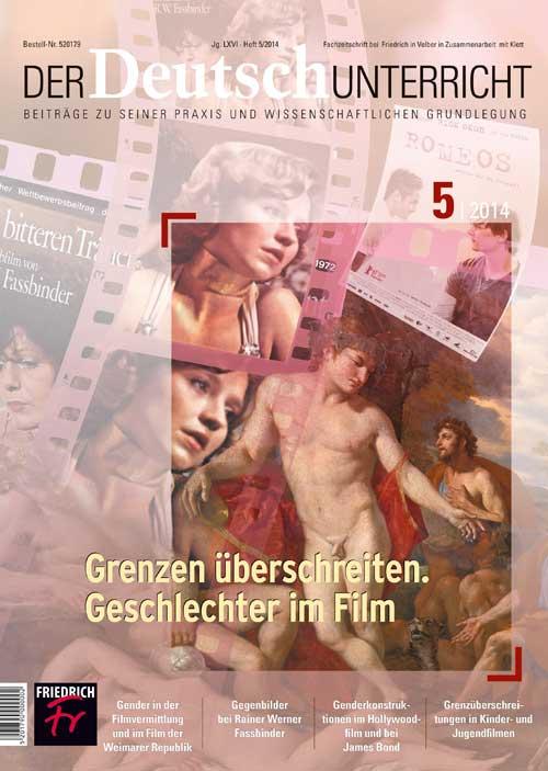 Grenzen überschreiten. Geschlechter im Film