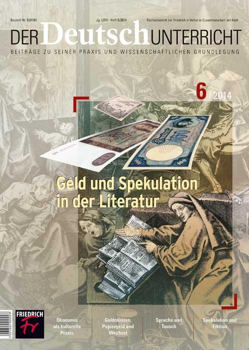 Geld und Spekulation in der Literatur