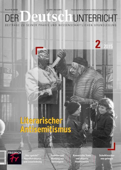Literarischer Antisemitismus