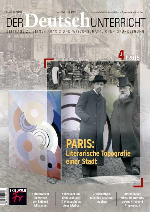 Paris: Literarische Topografie einer Stadt