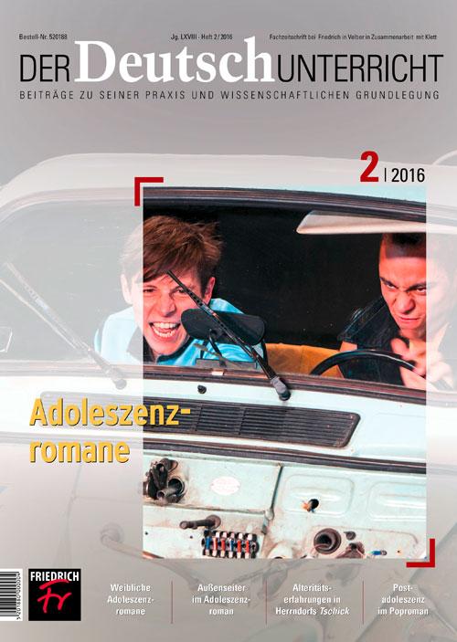 Adoleszenzromane