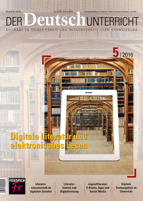 Digitale Literatur und elektronisches Lesen