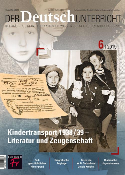 Kindertransport 1938/39 – Literatur und Zeugenschaft