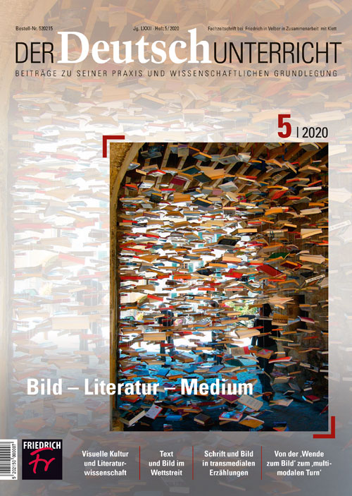 Bild -- Literatur -- Medium