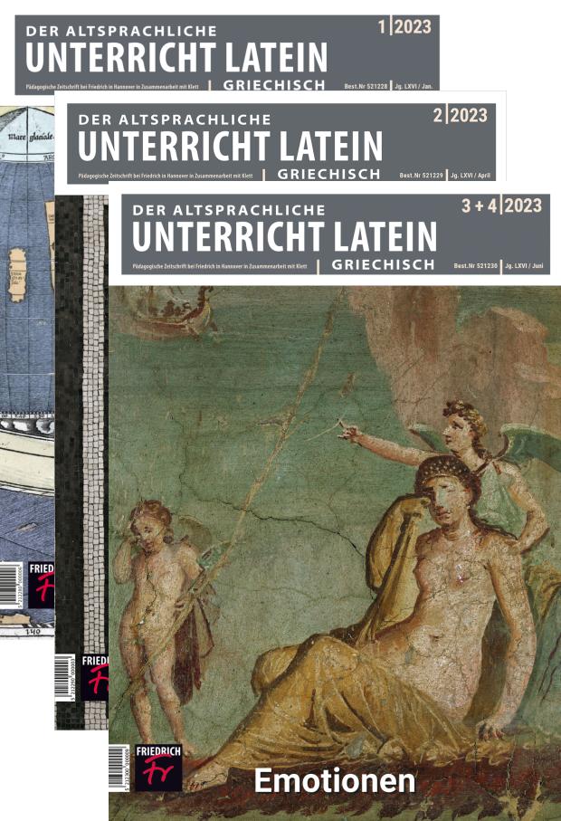 Zur digitalen Ausgabe: Der Altsprachliche Unterricht
