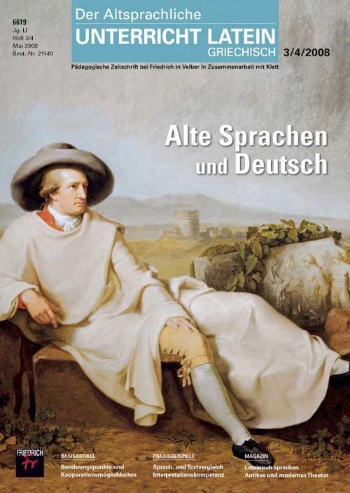 Alte Sprachen und Deutsch