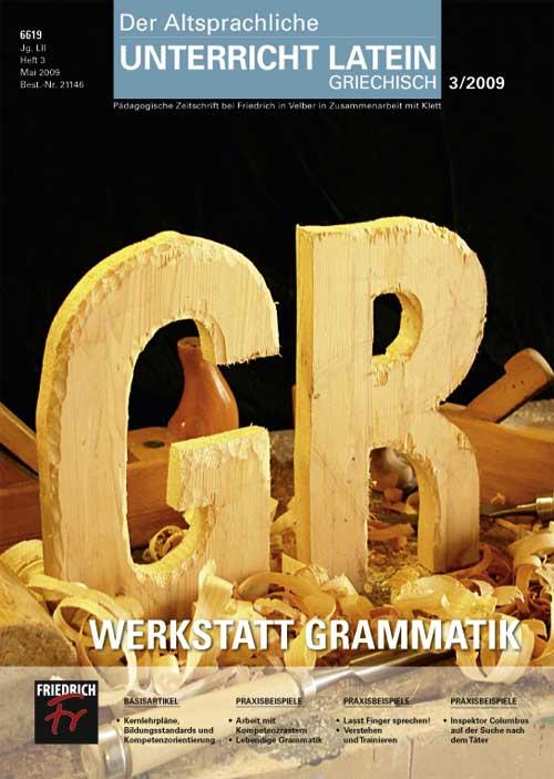 Werkstatt Grammatik
