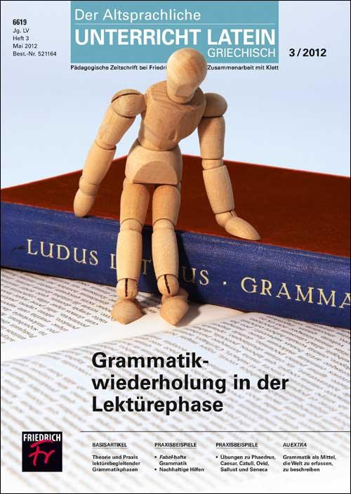 Grammatikwiederholung in der Lektürephase