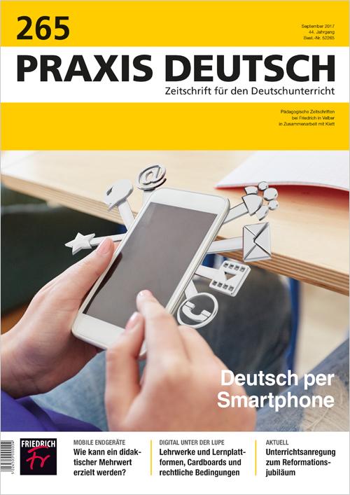 Deutsch per Smartphone