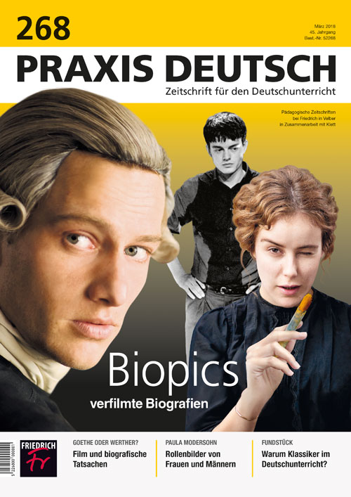 Biopics – verfilmte Biografien