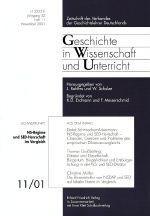 NS-Regime und SED-Herrschaft im Vergleich