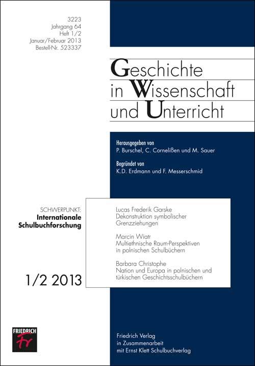 Internationale Schulbuchforschung